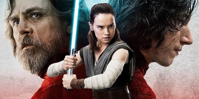 Box Office: świetny weekend Ostatniego Jedi