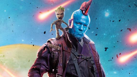 Thor: Ragnarok – James Gunn i Michael Rooker tłumaczą obecność Yondu w Asgardzie
