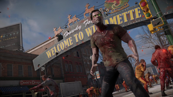 Capcom kasuje projekty studia z Vancouver. Co dalej z serią Dead Rising?