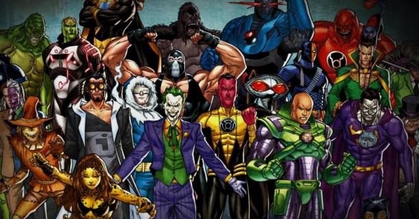 100 największych komiksowych złoczyńców wszech czasów