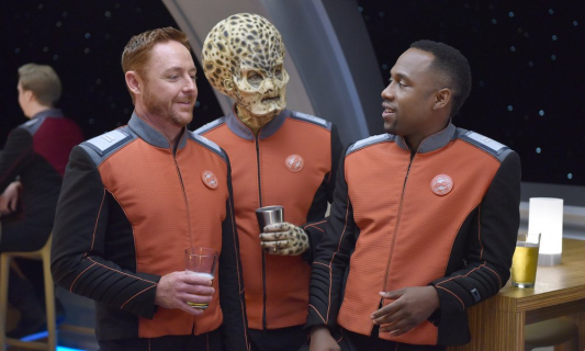 Orville: sezon 1, odcinek 11 – recenzja