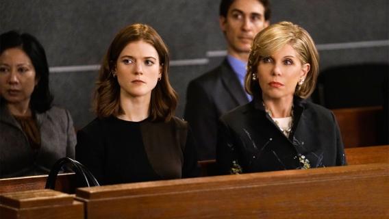 Sprawa idealna - postać z Żony idealnej z ważną rolą w 4. sezonie