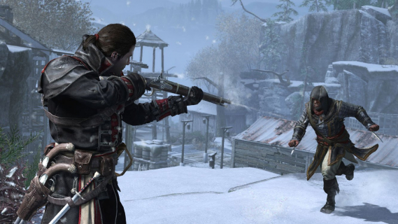 Assassin's Creed Rogue w odświeżonym wydaniu potwierdzone. Zobacz zwiastun