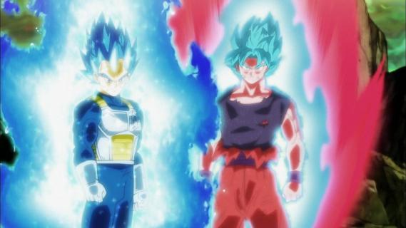 Dragon Ball Super: sezon 1, odcinek 122 i 123 – recenzja