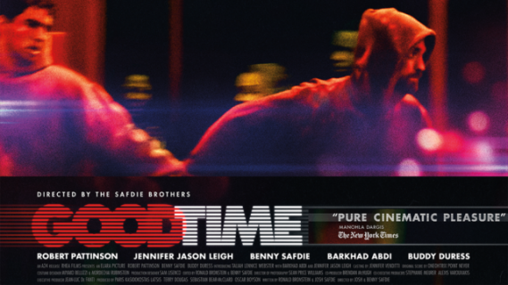 Good Time – recenzja filmu