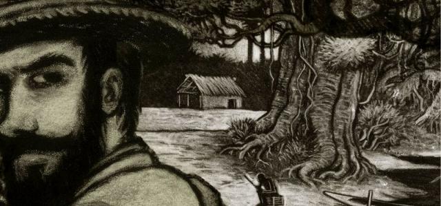 Kongo. Józefa Konrada Teodora Korzeniowskiego podróż przez ciemności – recenzja komiksu