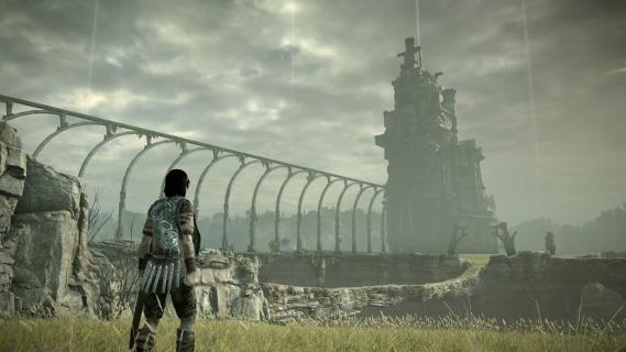 Shadow of the Colossus: Japoński zwiastun przedstawia grę