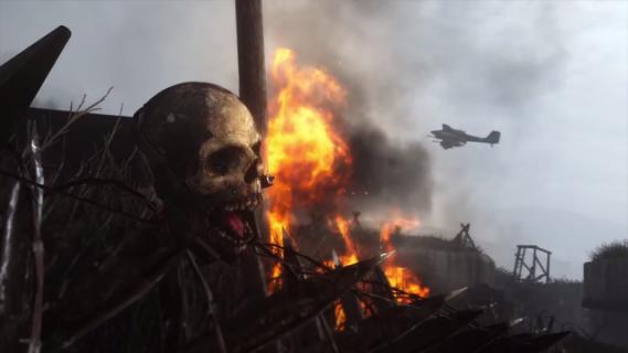 Zapowiedziano nową mapę do Nazi Zombies w Call of Duty: WWII. Zobaczcie zwiastun