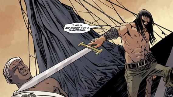 Marvel odzyskał prawa do komiksów o Conanie