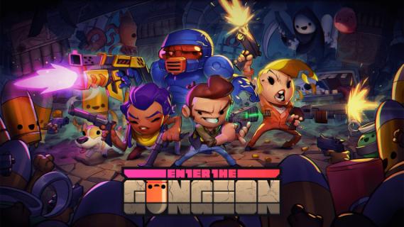 Enter the Gungeon (Nintendo Switch) – recenzja gry