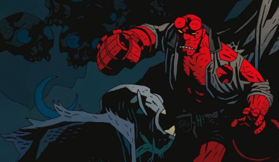 Hellboy doczeka się gry planszowej