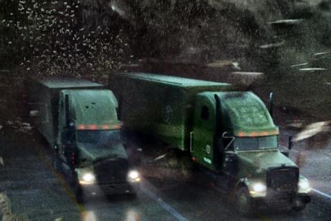 Nadchodzi potężny huragan. Zobacz zwiastun i plakat filmu The Hurricane Heist