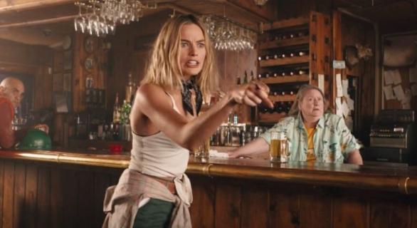 Margot Robbie, Russell Crowe i inne gwiazdy. Zwiastun Dundee