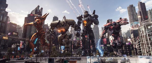 Pacific Rim: Rebelia będzie klapą w box office USA. Pierwsze prognozy