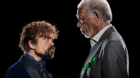 Morgan Freeman podsumowuje Grę o tron. Zobacz zabawne wideo