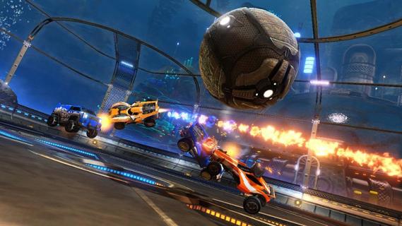 Rocket League bez trybu online na macOS oraz Linuksie