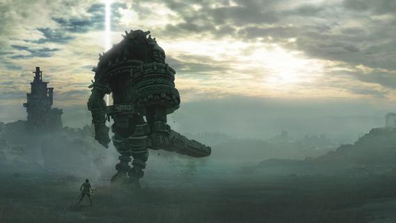 Remake Shadow of the Colossus – zobacz fragment rozgrywki