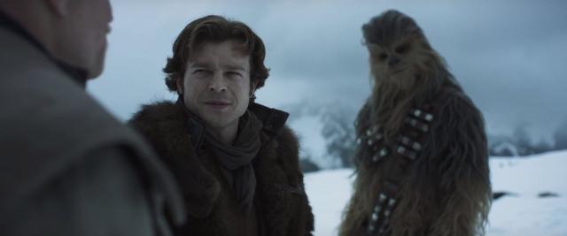 Han Solo: Gwiezdne Wojny – historie – Ford pracował przy filmie i nowe szczegóły