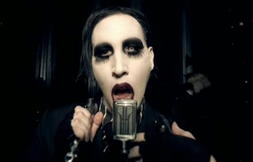 Aktorka z serialu Doktor House oskarża Marilyna Mansona o molestowanie