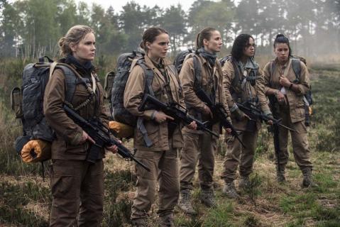 Kobiety na niebezpiecznej misji. Nowy spot filmu Anihilacja