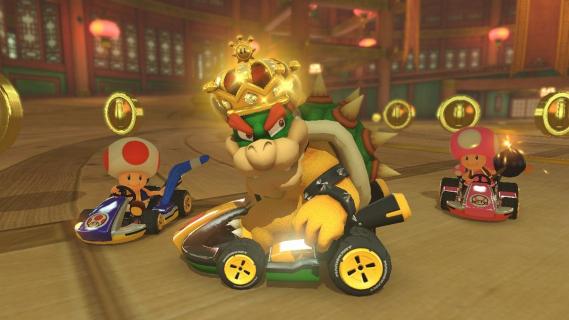 Nintendo zapowiada nową grę. Mario Kart trafi na urządzenia mobilne