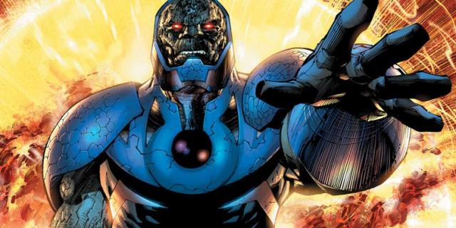 Tak Darkseid mógł wyglądać w Lidze Sprawiedliwości – oto fanart