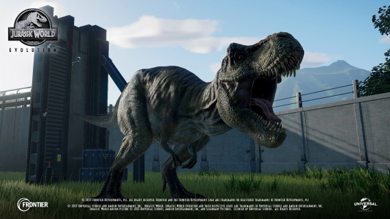 Zwiastun Jurassic World Evolution zdradza datę premiery gry