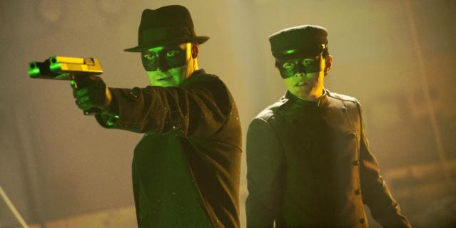 Green Hornet and Kato - powstanie nowy film o Zielonym Szerszeniu i jego pomocniku