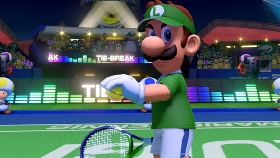 Mario Tennis Aces: Ujawniono nowe informacje na temat gry