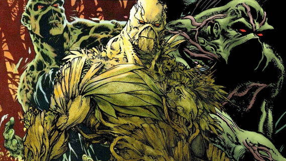 James Wan nie wyreżyseruje pilota Swamp Thing?
