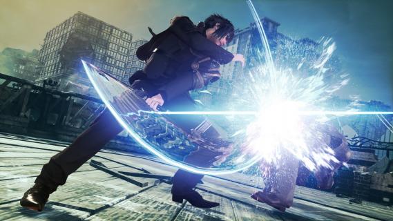 Noctis z Final Fantasy XV już wkrótce w Tekken 7. Zobaczcie nowy zwiastun