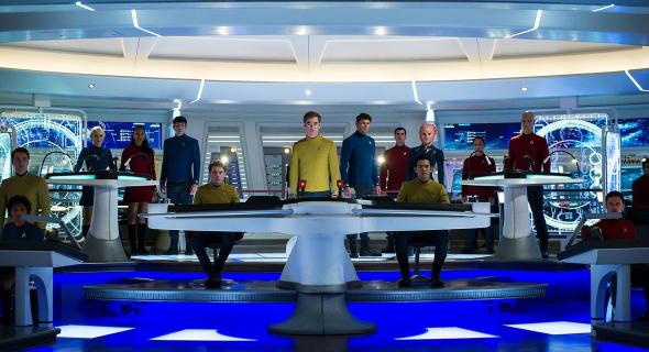 Star Trek - Paramount pracuje nad nowym filmem o załodze Enterprise