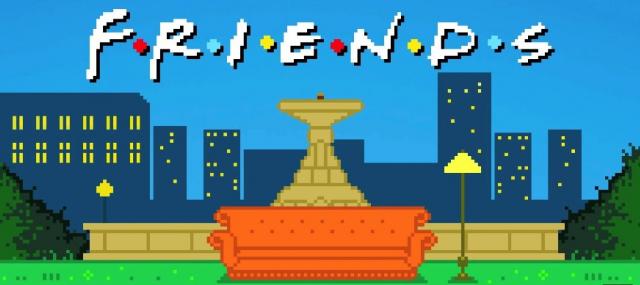Czołówki znanych seriali w wersji 8-bit. Zobacz wideo