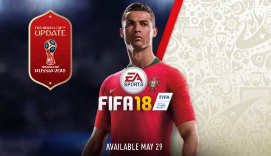 FIFA 18 World Cup już oficjalnie. Zagramy w maju. Zobacz zwiastun dodatku