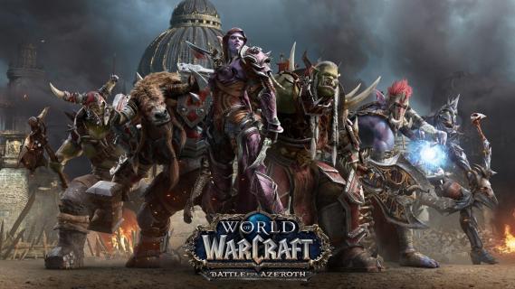 Battle for Azeroth: Poznaliśmy datę premiery dodatku do World of Warcraft