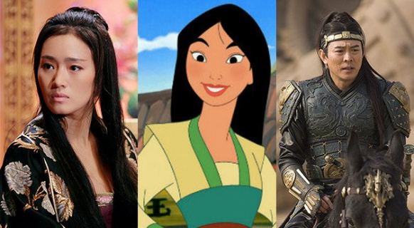 Jet Li i Li Gong dołączyli do obsady aktorskiej wersji Mulan