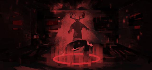 Zobaczcie teaser Ritual. To nowa gra od twórców Serial Cleaner