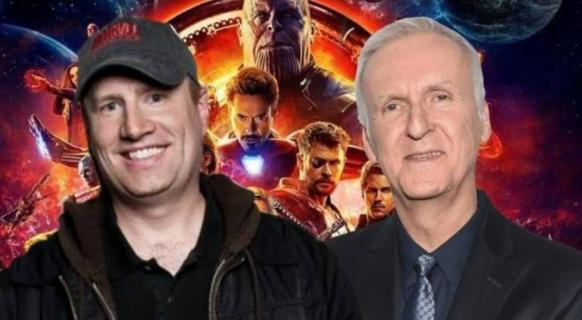 James Cameron ostro uderza w filmy komiksowe. Kevin Feige drwi