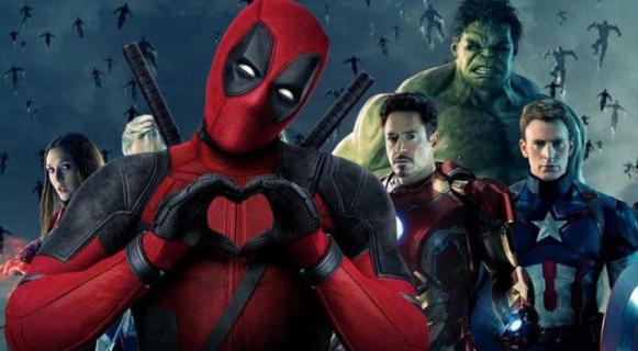 Chris Hemsworth wita Deadpoola w rodzinie Marvela. Zobacz grafikę