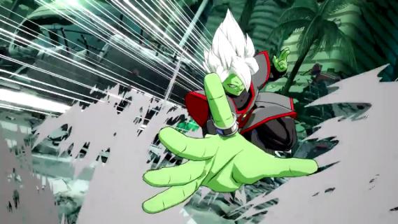 Fused Zamasu w Dragon Ball FighterZ. Wojownika przedstawia nowy zwiastun