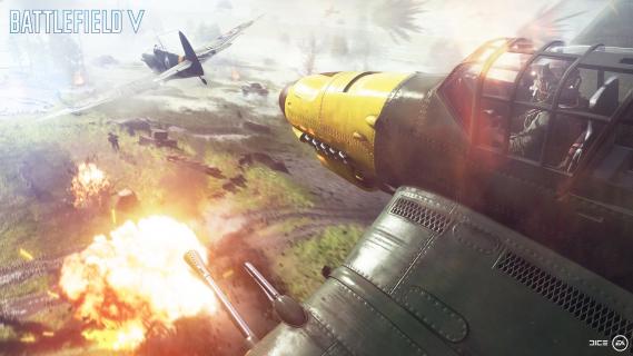 Battlefield V – nowy zwiastun przedstawia mapy w grze