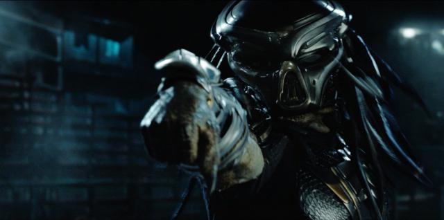 Kosmiczny łowca powraca. Obejrzyj zwiastun The Predator