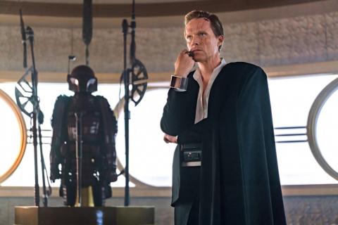 Paul Bettany o zagraniu złoczyńcy w filmie Han Solo: Gwiezdne wojny – historie