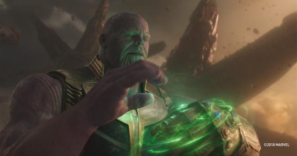 Avengers: Wojna bez granic – czy Thanos odczuł skutki ruchu z finału filmu?