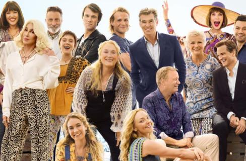 Mamma Mia: Here We Go Again! – recenzja filmu