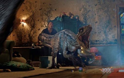 Box Office: świetny początek filmu Jurassic World: Upadłe królestwo
