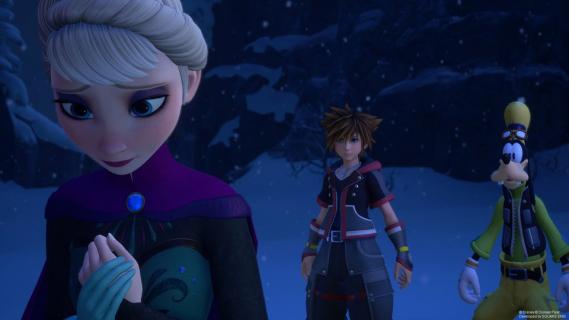 Kingdom Hearts III raczej bez bohaterów Marvela i Gwiezdnych Wojen