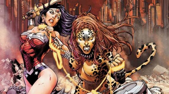 Pierwsze spojrzenie na Kristen Wiig w filmie Wonder Woman 1984