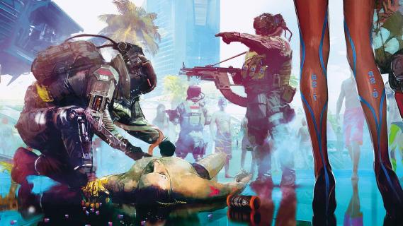 Cyberpunk 2077: Dyrektor kreatywny przeszedł do firmy Blizzard