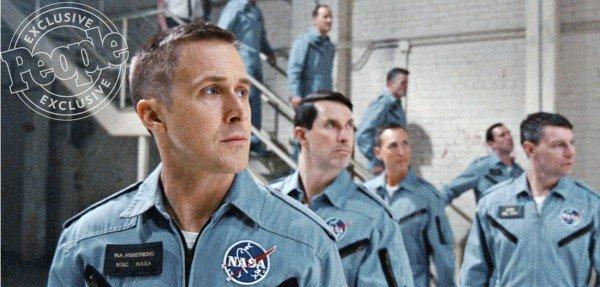 First Man z Ryanem Goslingiem otworzy 75. Festiwal Filmowy w Wenecji